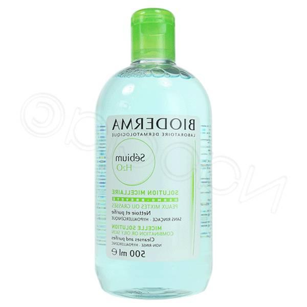eau micellaire demaquillante