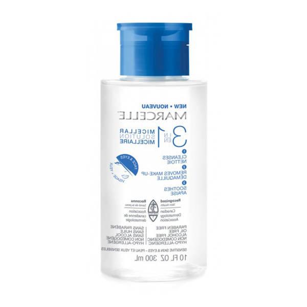 eau micellaire bio